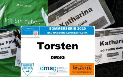 Sommerlaufcup des BSV zu Gunsten der DMSG Hamburg