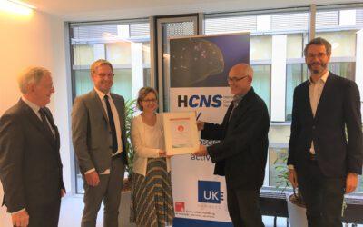 MS-Tagesklinik am UKE als MS-Schwerpunktzentrum zertifiziert